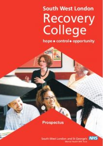 recovery-college-prospectus-south-west-london-and-st-georges-